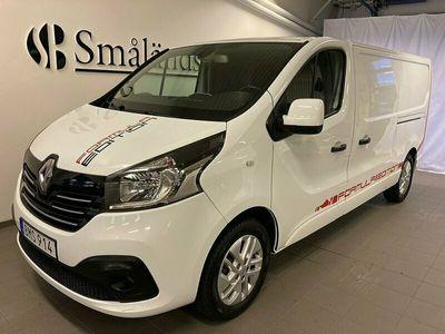 begagnad Renault Trafic Skåpbil 1.6 dCi Euro 6 125hk