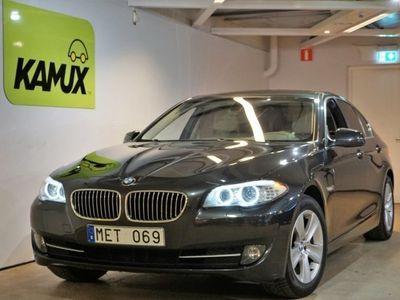begagnad BMW 520 d Sedan 2.0 En brukare 184hk -12