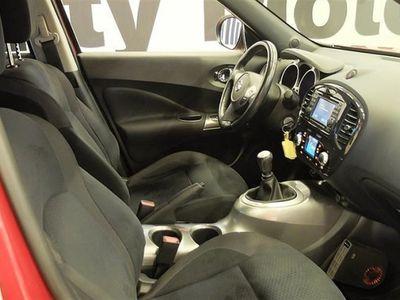 begagnad Nissan Juke DIG-T 190HK GPS DRAG KAMERA