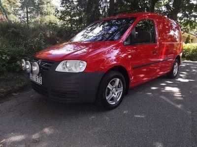 begagnad VW Caddy Maxi 1.9 TDI BlueMotion G