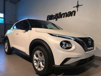 begagnad Nissan Juke 1.0 DIG-T Euro 6 117hk