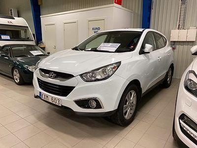 begagnad Hyundai ix35 2.0 163hk