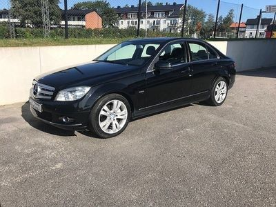 begagnad Mercedes 200 C-KlassCDI BlueEFFICIENCY 136hk Drag/V-hjul