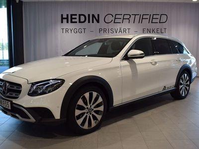 begagnad Mercedes E220 4M All-Terrain // Widescreen // Luftfjädring