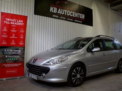 begagnad Peugeot 307 Break 2.0 Break HDi Automat *DRAG *LÅGMIL