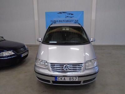begagnad VW Sharan 1.8 T Comfortline 150hk -06