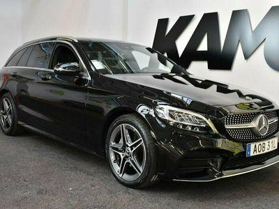 begagnad Mercedes C200 T d 200Td | AMG | Navi | 160hk