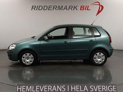 begagnad VW Polo 1.4 TDI Comfort Ny K-Rem 80hk