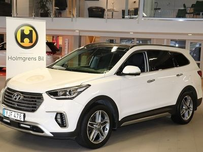 begagnad Hyundai Grand Santa Fe 2.2 D 4WD PremiumPlus7 -17