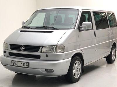 begagnad VW Caravelle MultivanT4 2.5 (115hk)