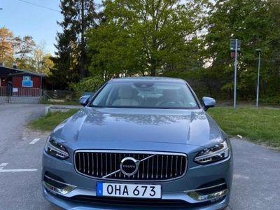 begagnad Volvo S90 D5 AWD Inscription
