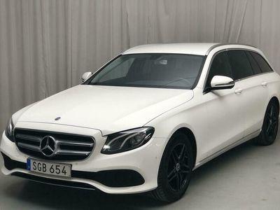 begagnad Mercedes E200 Kombi S213 (150hk)