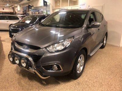 begagnad Hyundai ix35 2.0 CRDi 4WD Automat 184hk