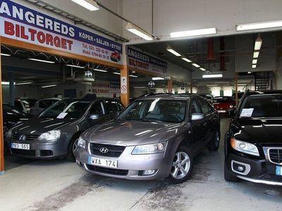 begagnad Hyundai Sonata V6 Kamkedja Automat 235hk 0%Rä