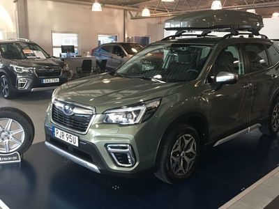 begagnad Subaru Forester DEMOBIL E-BOXER HYBRID
