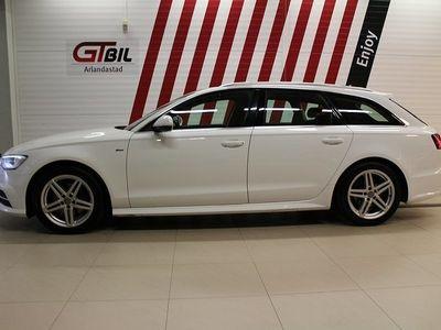 begagnad Audi A6 Avant 2.0 TDI S-line Värmare Drag 190hk