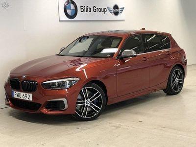 begagnad BMW M140 i xDrive Shadow Edition -18