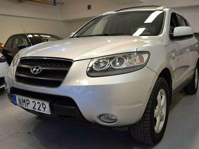 begagnad Hyundai Santa Fe 2.2 CRDi 4WD Automat 7-sitsig 155hk