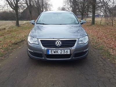 begagnad VW Passat 2.0 TDI