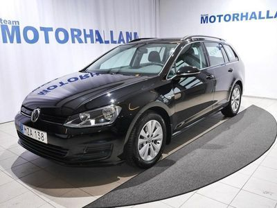 begagnad VW Golf Sportscombi 1,6 TDi 110hk -16