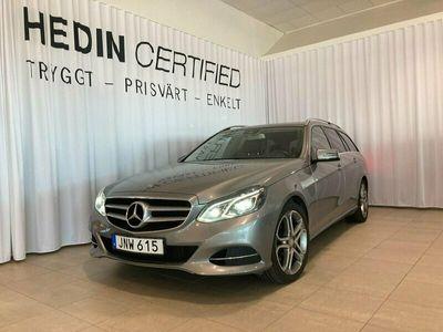 begagnad Mercedes E220 - BenzCDI BLUETEC SPORTPAKET EXTERIÖR DRAG