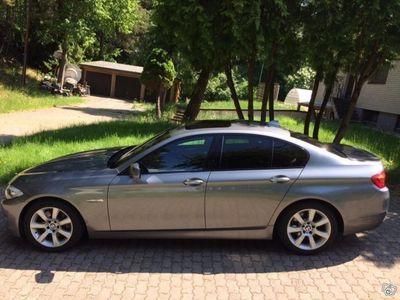begagnad BMW 525 x drive, sv -såld lågmilare -12