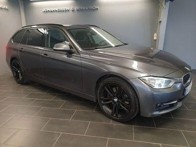 begagnad BMW 328 i Touring Aut Sportline 245hk