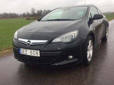brugt Opel Astra GTC 1.6 Turbo ECOTEC (180hk)