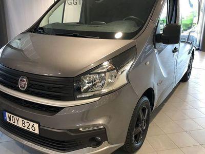 begagnad Fiat Talento 1.6 MultiJet Skåp L2H1(120hk)