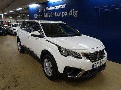 begagnad Peugeot 5008 1.2 Active Automat 7-sits 130hk