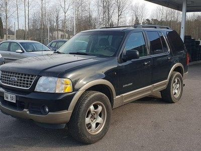 begagnad Ford Explorer 4.0 V6 4WD Automat Nybes Nyserv