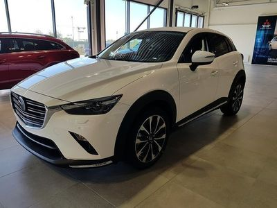 begagnad Mazda CX-3 2.0 121hk Automat Optimum -19