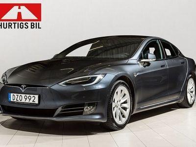 begagnad Tesla Model S 90D Single Speed 423hk Autopilot