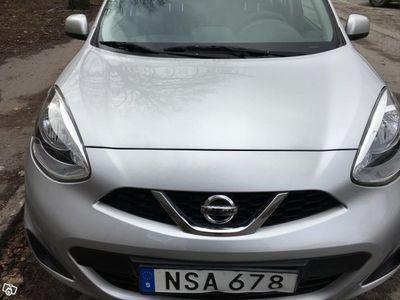 begagnad Nissan Micra som ny -14