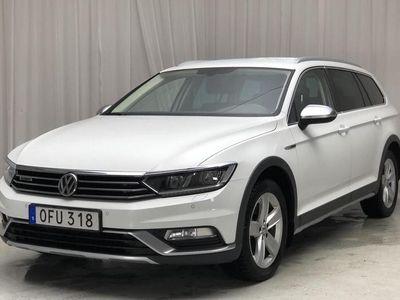 begagnad VW Passat Alltrack 2.0 TDI Sportscombi 4MOTION