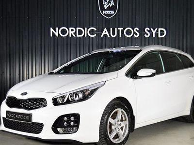 begagnad Kia cee'd GT 1.6 CRDi DCT Euro 6 2016, Halvkombi 129 900 kr