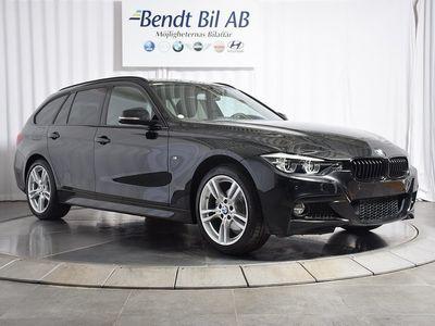 begagnad BMW 320 d xDrive / Läder / Drag / M-sport