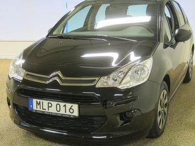 begagnad Citroën C3 1,2 Seduction 2014, Halvkombi 89 900 kr