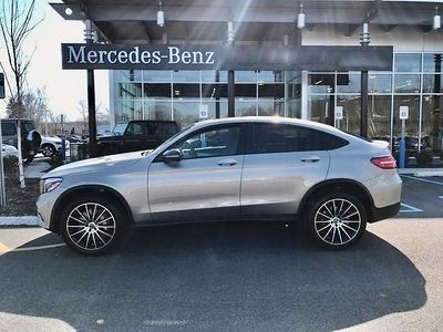 begagnad Mercedes GLC220 d Coupé 4MATIC AMG MOMSBIL SE SPEC