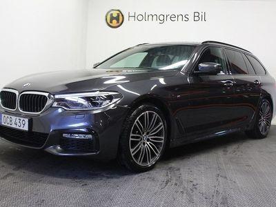 begagnad BMW 520 d xDrive M-Sport/ Navi/ Kupévärmare/ 19