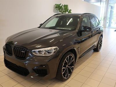 begagnad BMW X3 M Competition M Drivers Package Panorama Driving Assistant Plus