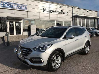 begagnad Hyundai Santa Fe 2.2 CRDi 4WD Premium plus Euro 6 200hk