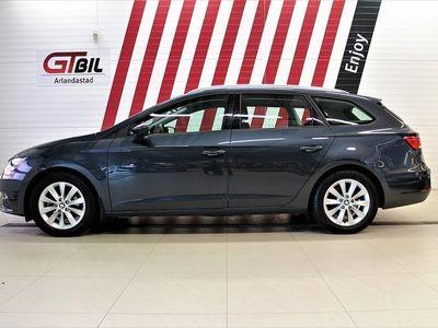 begagnad Seat Leon ST 1,95% SOMMARKAMPANJ! 1.0 TSI 115hk Apple Carplay