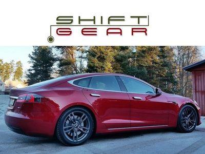 gebraucht Tesla Model S 90D 7-SITS 1äg 1265mil Leasebar