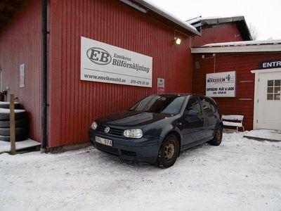 begagnad VW Golf 5-dörrar 2.0