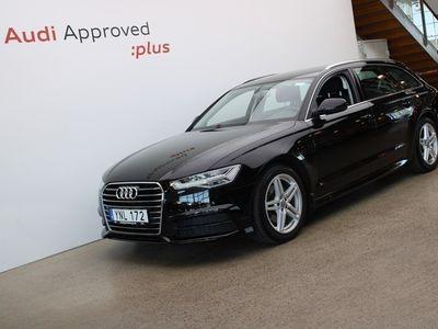 gebraucht Audi A6 AVANT 2.0 TDI 190 HK S-TRONIC