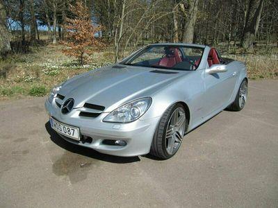 begagnad Mercedes SLK200 KO