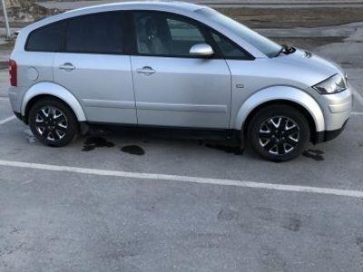 begagnad Audi A2 1,4 Tdi -01