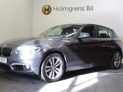 gebraucht BMW 120 d 5dr Automat/ Navi/ LED