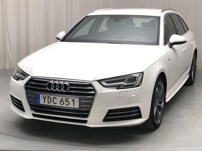 brugt Audi A4 2.0 TDI Avant (190hk)